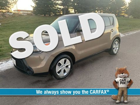 2015 Kia Soul Base in Great Falls, MT