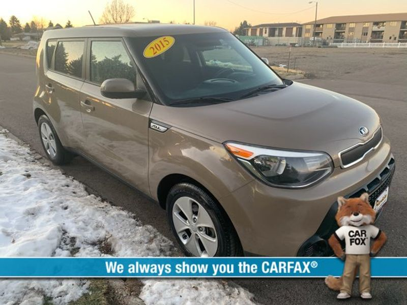 2015 Kia Soul Base  city MT  Bleskin Motor Company   in Great Falls, MT