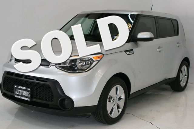 2015 Kia Soul Base Houston, Texas
