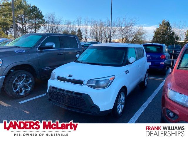 2015 Kia Soul + | Huntsville, Alabama | Landers Mclarty DCJ & Subaru in  Alabama