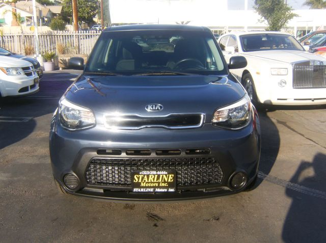 2015 Kia Soul + Los Angeles, CA 1
