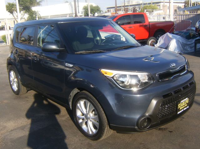 2015 Kia Soul + Los Angeles, CA 4