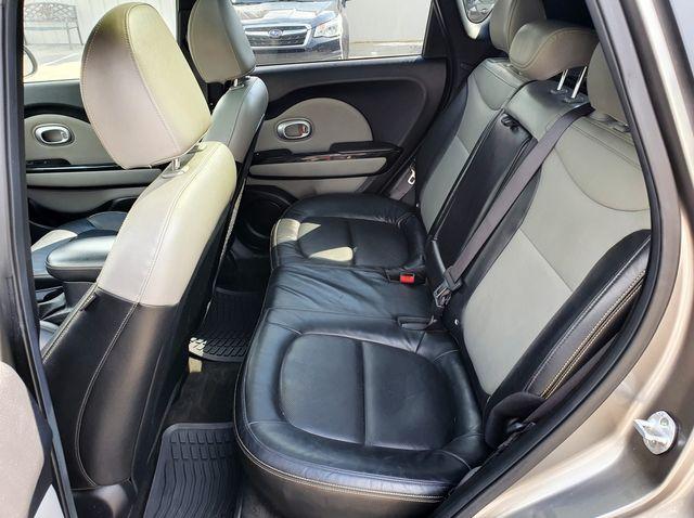 2015 Kia Soul + Primo Leather/Navigation/Panoramic Sunroof in Louisville, TN 37777