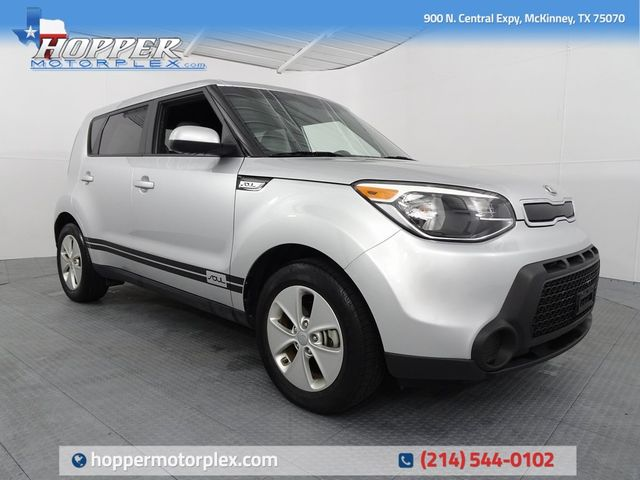 2015 Kia Soul Base in McKinney, Texas 75070