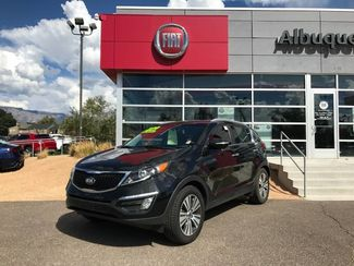 2015 Kia Sportage EX in Albuquerque New Mexico, 87109