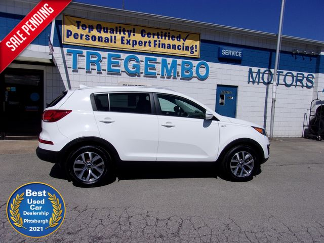 2015 Kia Sportage AWD LX in Bentleyville, Pennsylvania 15314