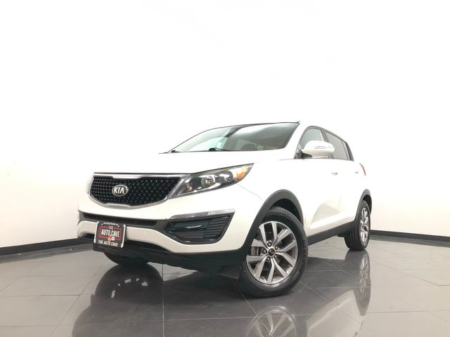 2015 Kia Sportage *Easy In-House Payments* | The Auto Cave in Dallas