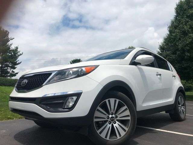 2015 Kia Sportage EX in Leesburg Virginia, 20175