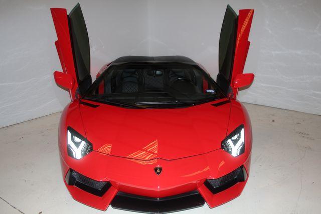 2015 Lamborghini Aventador ROADSTER Houston, Texas 2