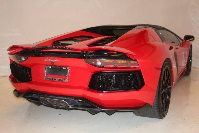 2015 Lamborghini Aventador ROADSTER Houston, Texas 25