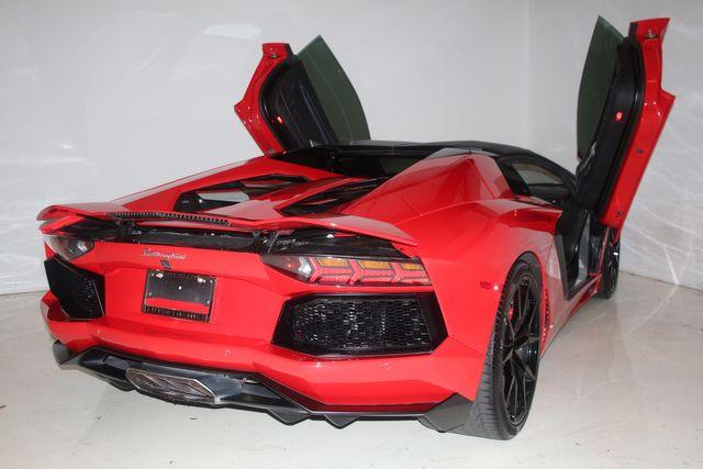 2015 Lamborghini Aventador ROADSTER Houston, Texas 38