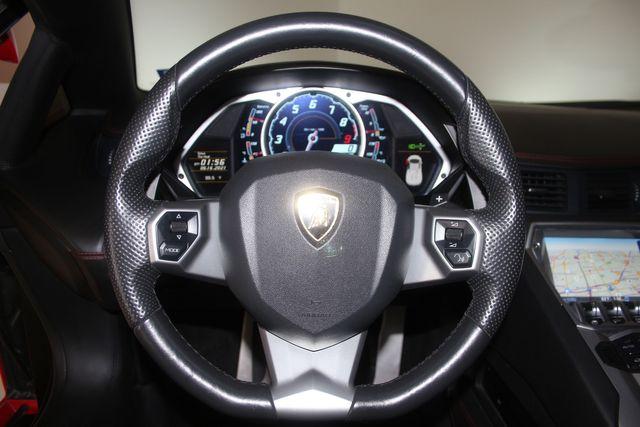 2015 Lamborghini Aventador ROADSTER Houston, Texas 56