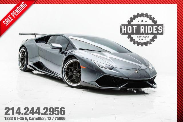 2015 Lamborghini Huracan Heffner Twin Turbo