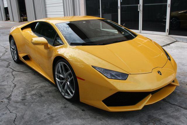 2015 Lamborghini Huracan certified w 2yr extended warr 610AWD Houston, Texas 1