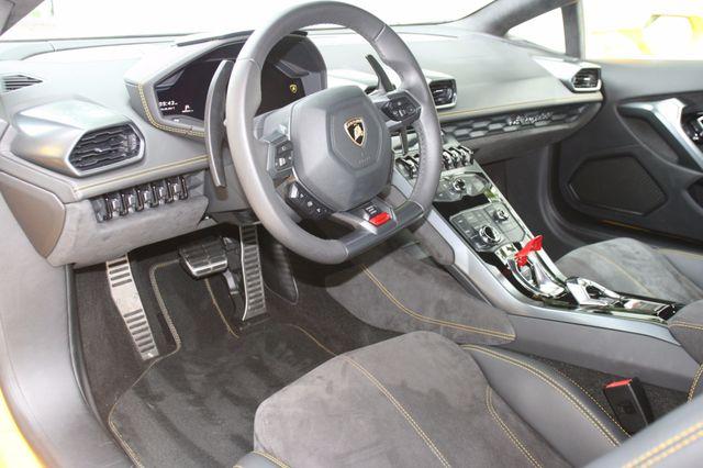 2015 Lamborghini Huracan certified w 2yr extended warr 610AWD Houston, Texas 13