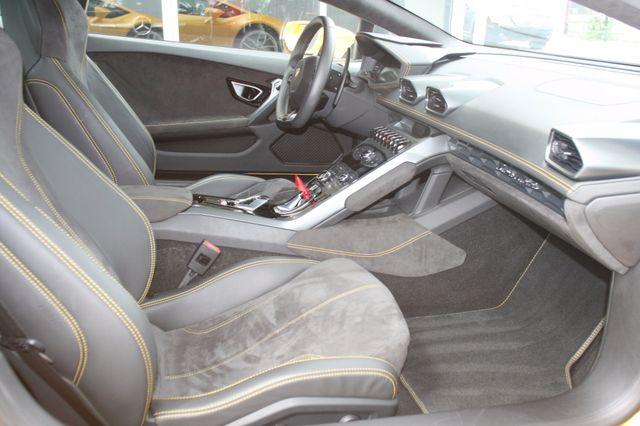 2015 Lamborghini Huracan certified w 2yr extended warr 610AWD Houston, Texas 16