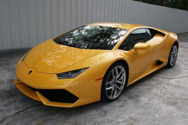 2015 Lamborghini Huracan certified w 2yr extended warr 610AWD Houston, Texas