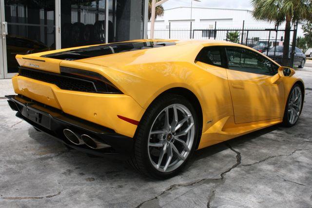 2015 Lamborghini Huracan certified w 2yr extended warr 610AWD Houston, Texas 3