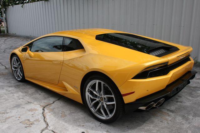 2015 Lamborghini Huracan certified w 2yr extended warr 610AWD Houston, Texas 4