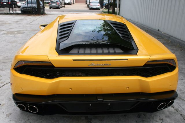 2015 Lamborghini Huracan certified w 2yr extended warr 610AWD Houston, Texas 5