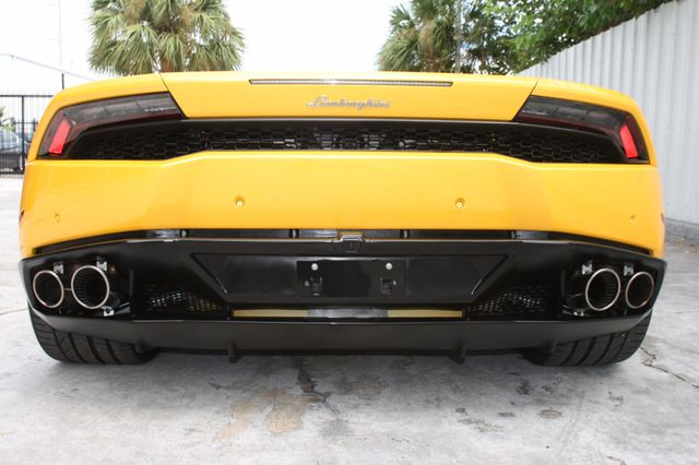 2015 Lamborghini Huracan certified w 2yr extended warr 610AWD Houston, Texas 6