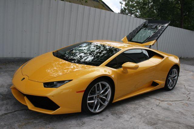 2015 Lamborghini Huracan certified w 2yr extended warr 610AWD Houston, Texas 7