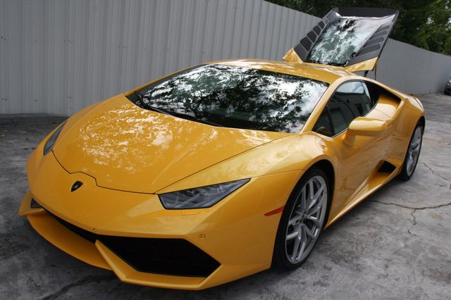 2015 Lamborghini Huracan certified w 2yr extended warr 610AWD Houston, Texas 8