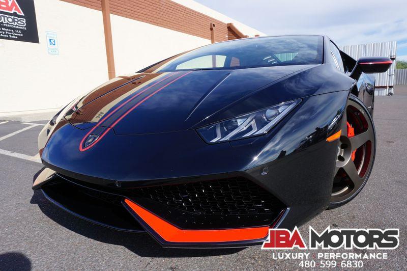 2015 Lamborghini Huracan LP610-4 Coupe ~ HUGE $290k MSRP ~ 1 Owner Car!   MESA, AZ   JBA MOTORS in MESA AZ