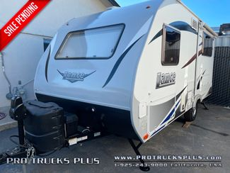 2015 Lance 1575 Travel trailer in Livermore, California 94551