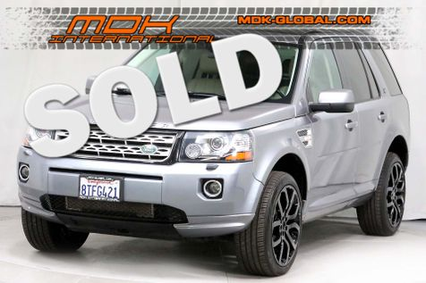 2015 Land Rover LR2 - Nav - Panoramic roof - Meridian Sound  in Los Angeles
