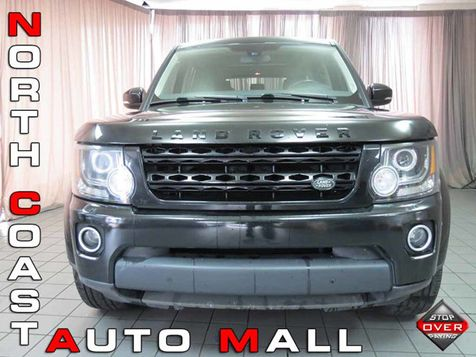 2015 Land Rover LR4 HSE in Akron, OH