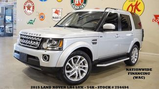 2015 Land Rover LR4 LUX in Carrollton TX, 75006