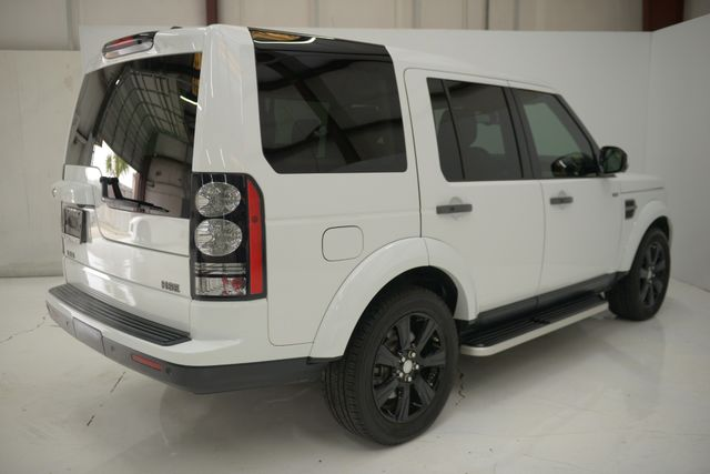 2015 Land Rover LR4 HSE Houston, Texas 11