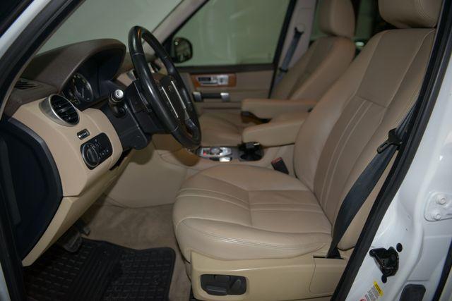 2015 Land Rover LR4 HSE Houston, Texas 17