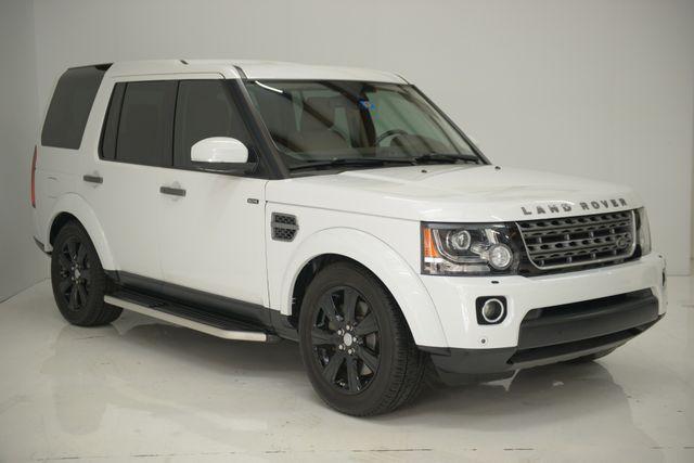 2015 Land Rover LR4 HSE Houston, Texas 1