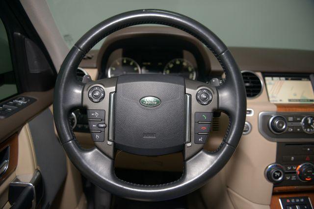 2015 Land Rover LR4 HSE Houston, Texas 26