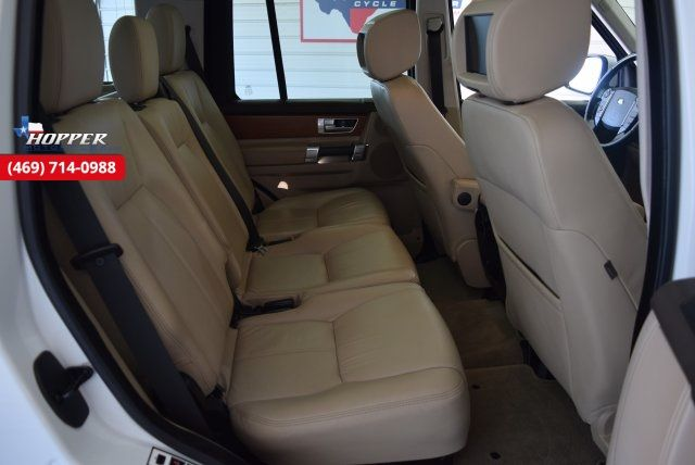2015 Land Rover LR4 Base in McKinney Texas, 75070