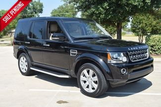 2015 Land Rover LR4 Base in McKinney Texas, 75070