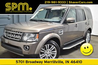 2015 Land Rover LR4 LUX in Merrillville, IN 46410