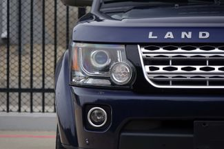 2015 Land Rover LR4 LUX * Vision Assist * NAV * Triple Roofs * KEYLESS Plano, Texas 34