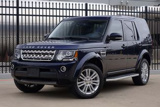 2015 Land Rover LR4 LUX * Vision Assist * NAV * Triple Roofs * KEYLESS Plano, Texas 1