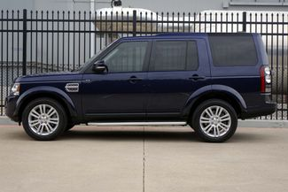 2015 Land Rover LR4 LUX * Vision Assist * NAV * Triple Roofs * KEYLESS Plano, Texas 3