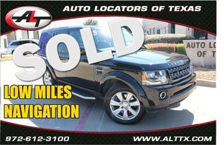 2015 Land Rover LR4 HSE | Plano, TX | Consign My Vehicle in  TX