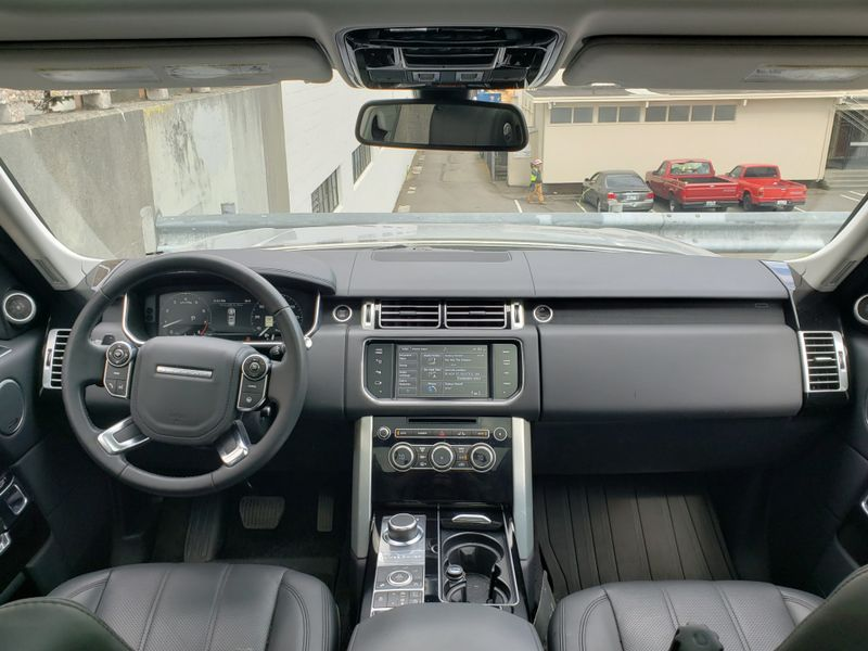 2015 Land Rover Range Rover 30L V6 Supercharged HSE Factory Warranty to 110919 1 Owner Local History  city Washington  Complete Automotive  in Seattle, Washington
