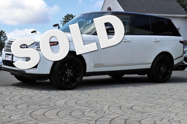 2015 Land Rover Range Rover V8 SUPERCHARGED CPO-100K Miles Warranty in Alexandria VA