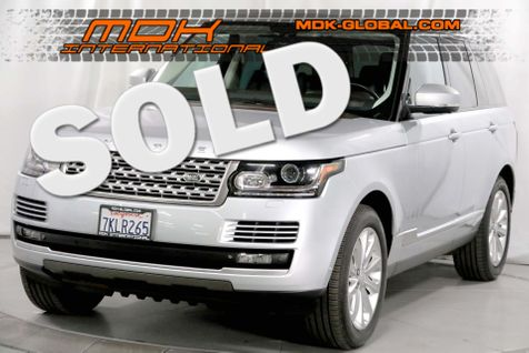 2015 Land Rover Range Rover HSE - Panoramic roof - 4 zone climate control in Los Angeles