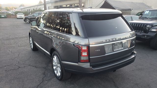 2015 Land Rover Range Rover HSE in Campbell, CA 95008