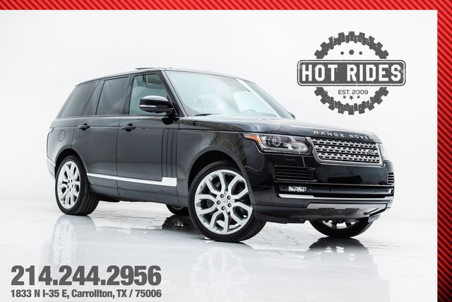 2015 Land Rover Range Rover HSE Supercharged
