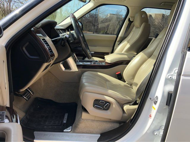 2015 Land Rover Range Rover Supercharged ONE OWNER in Carrollton, TX 75006