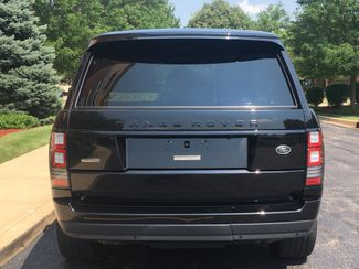 2015 Land Rover Range Rover Supercharged Chicago, Illinois 4